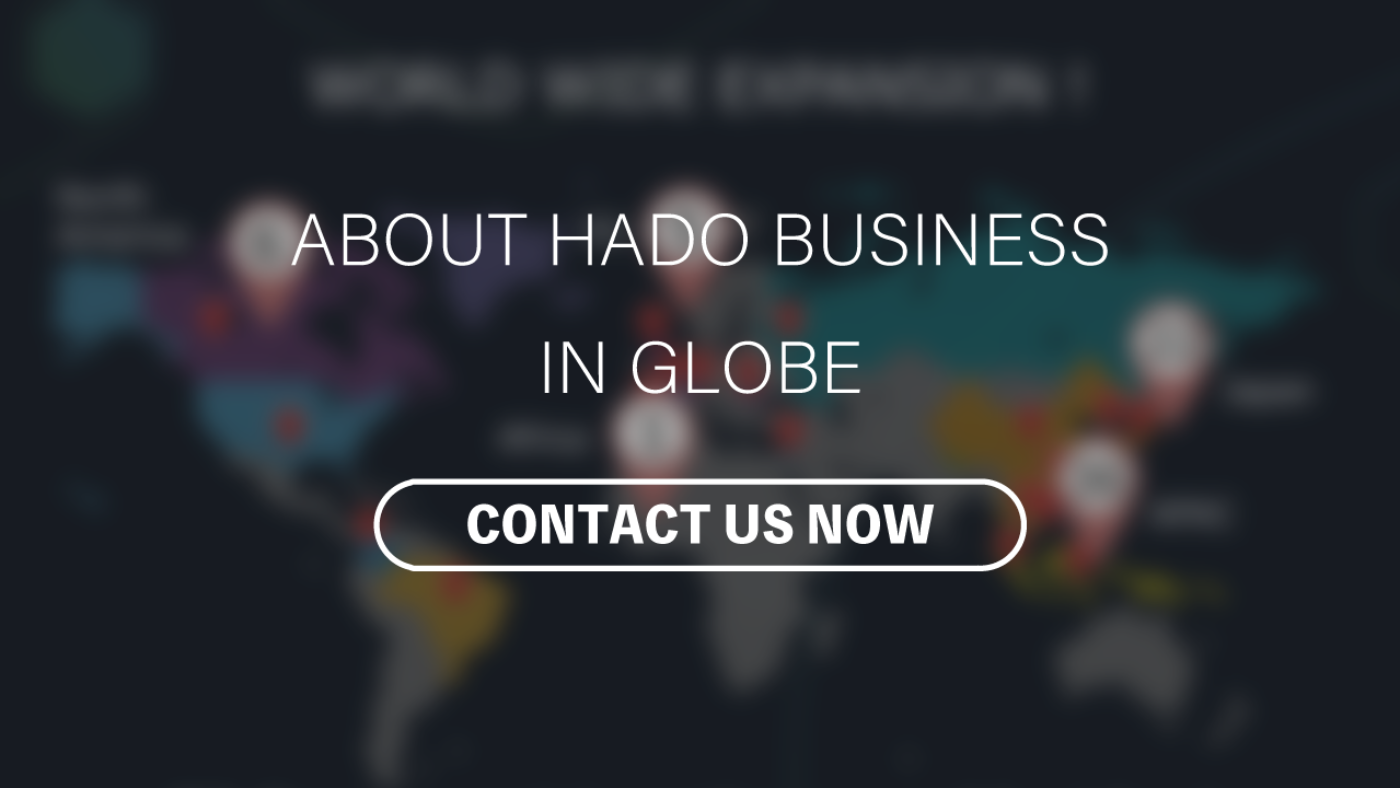 JOIN HADO BUSINESS