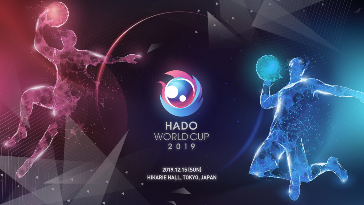 HADO WORLD CUP 2019: The World's Best Battle It Out at Shibuya Hikarie Hall