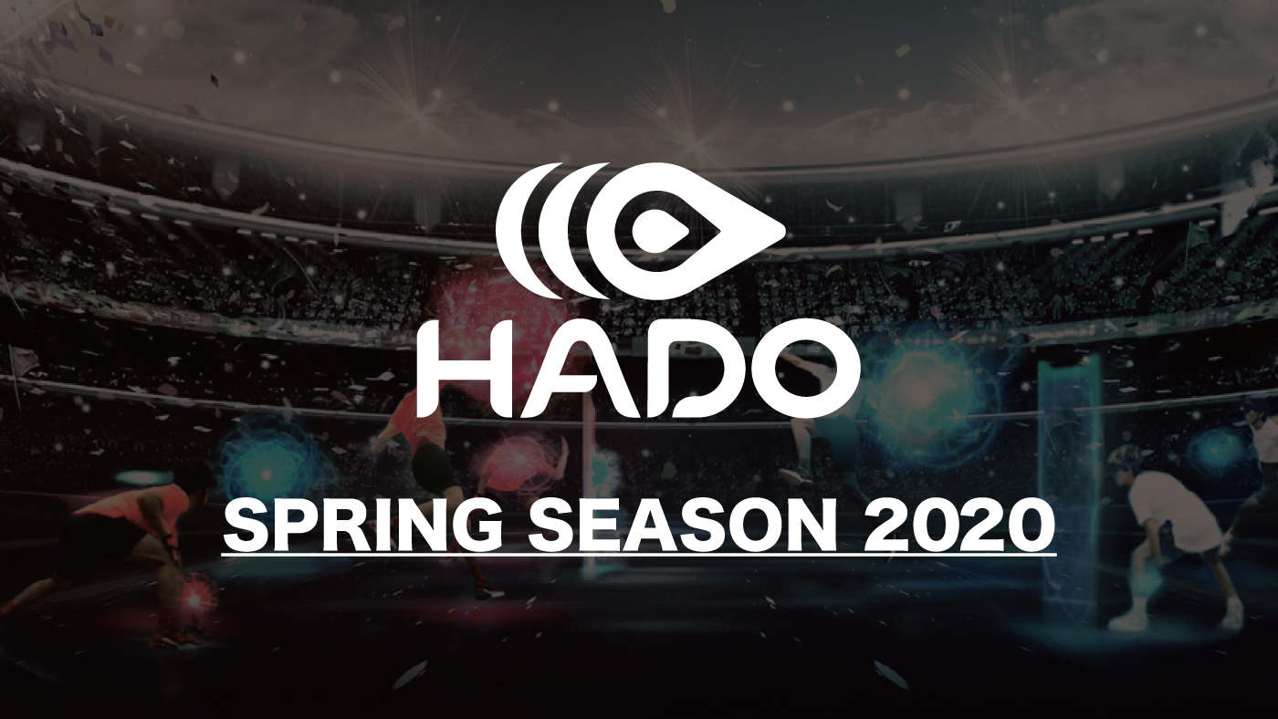 SPRING SEASON 2020 Competition Schedule Announcement!