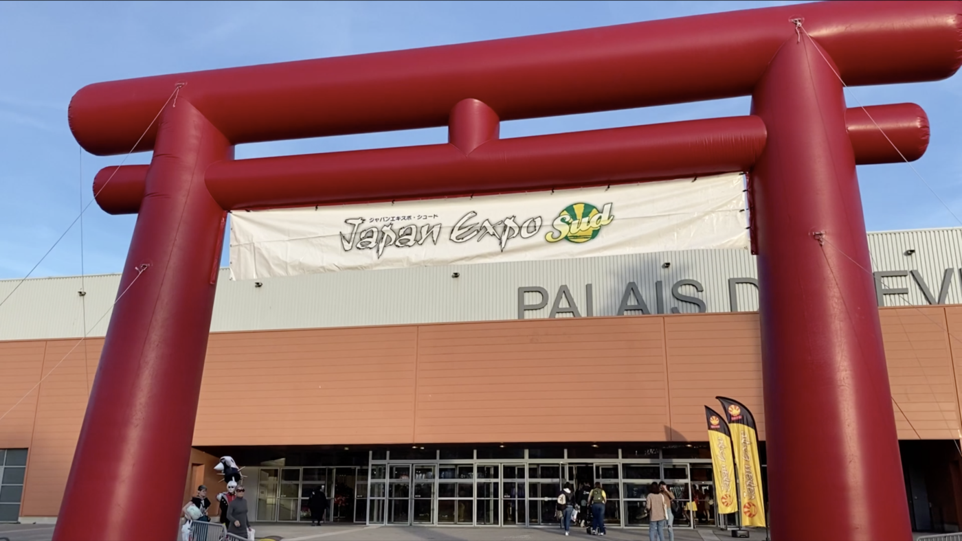 HADO successfully delivers new excitement to France at Japan Expo Sud 2020